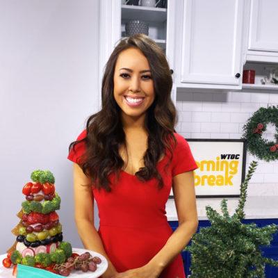 CBS WTOC-TV: Healthy Holiday Entertaining