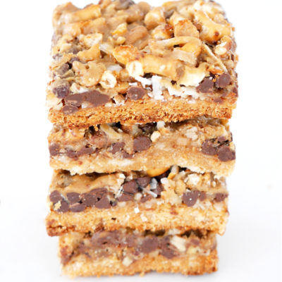 Manuka Honey Magic Bars