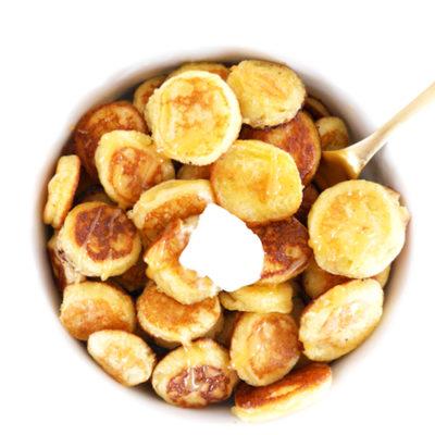 5-Ingredient Gluten-Free Pancake Cereal