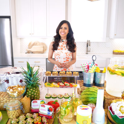 ABC News 4: Healthy Summer and Picnic Essentials