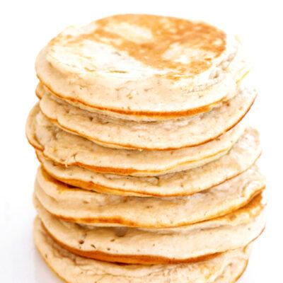 4-Ingredient White Bean Pancakes