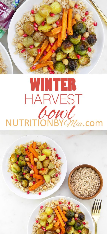 Winter Harvest Bowl Dunya Harvest