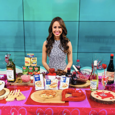 News 4 Jacksonville: Host a Healthy Valentine's Day