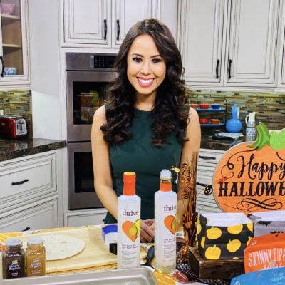 CBS Las Vegas: Healthy Haunted Halloween Party