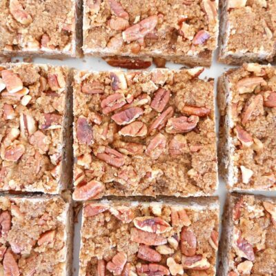 6-Ingredient Pecan Pie Bars