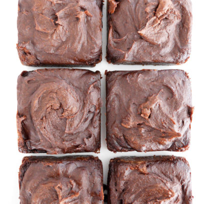 4-Ingredient Sweet Potato Brownies