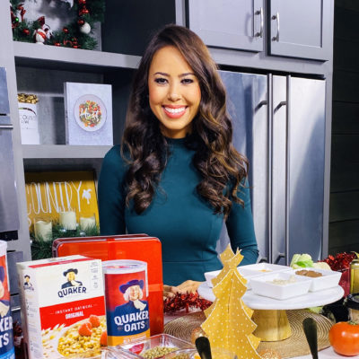 ABC News 4: Easy and Healthy Holiday Hosting