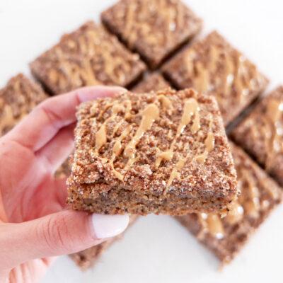 Healthy Gluten-Free Coffee Cake