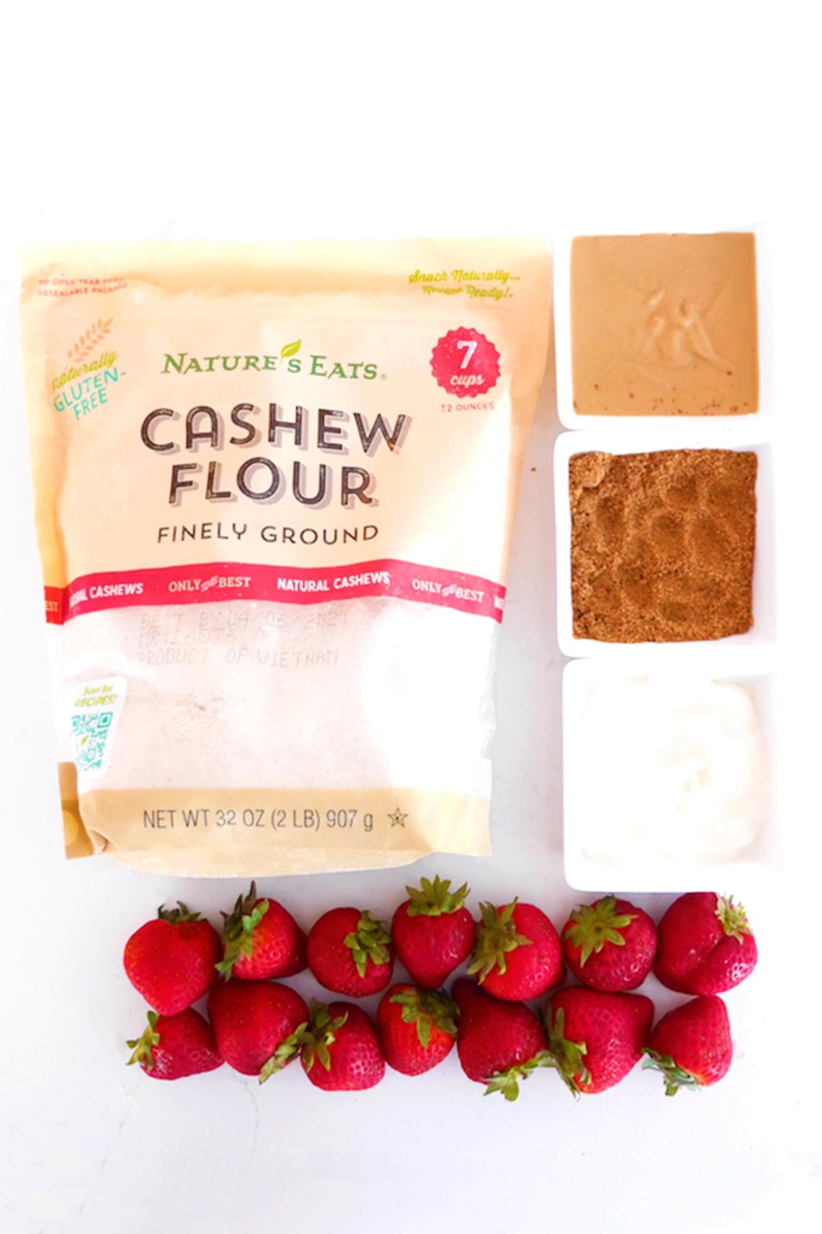 Nature's Eats Nut Flour Cashew