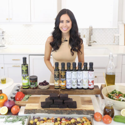 ABC News 4: National Extra Virgin Olive Oil Day