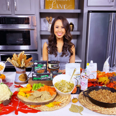 ABC News 4: Healthy Fall Entertaining
