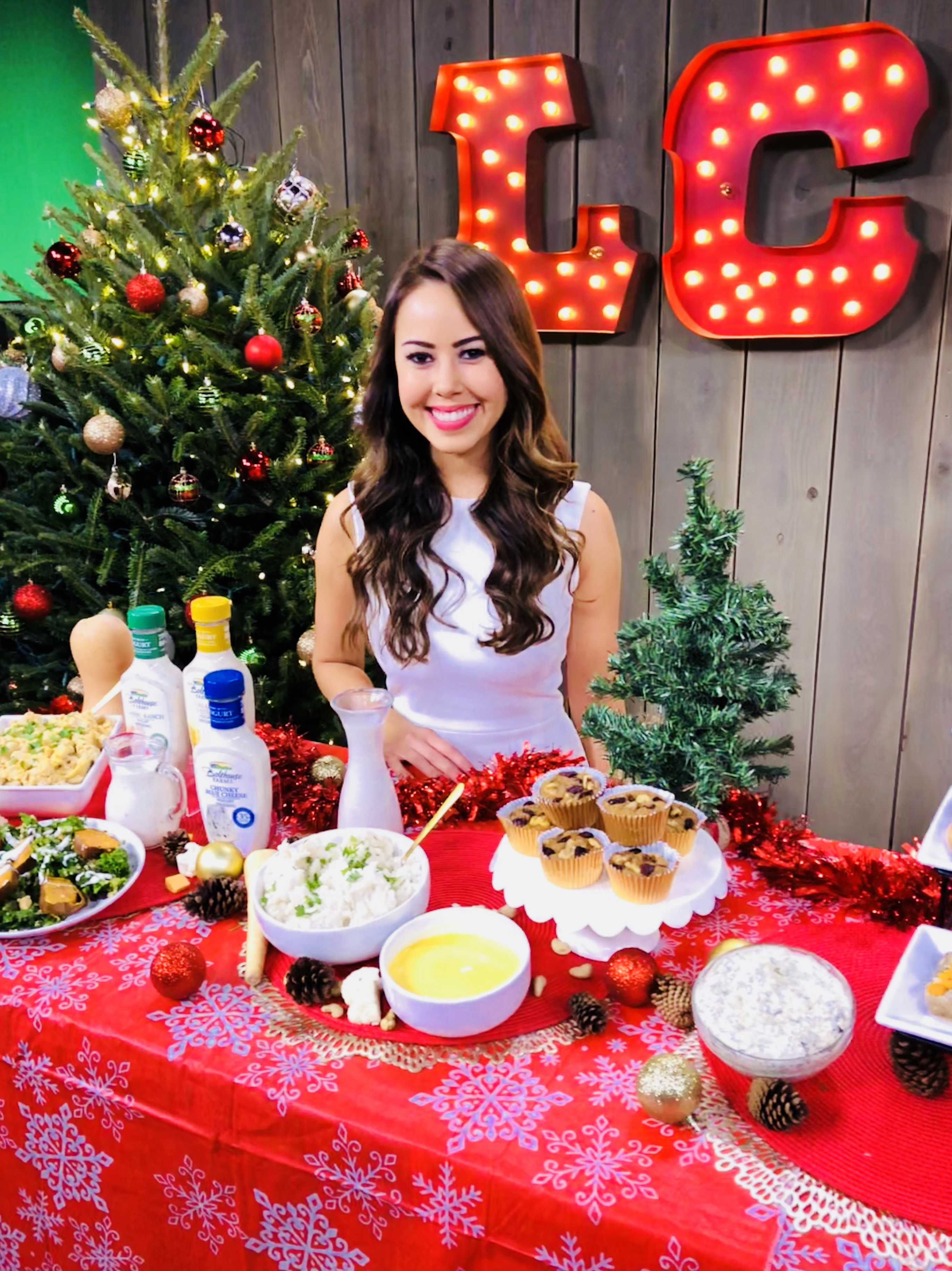 Mia Syn Registered Dietitian Nutritionist TV ABC