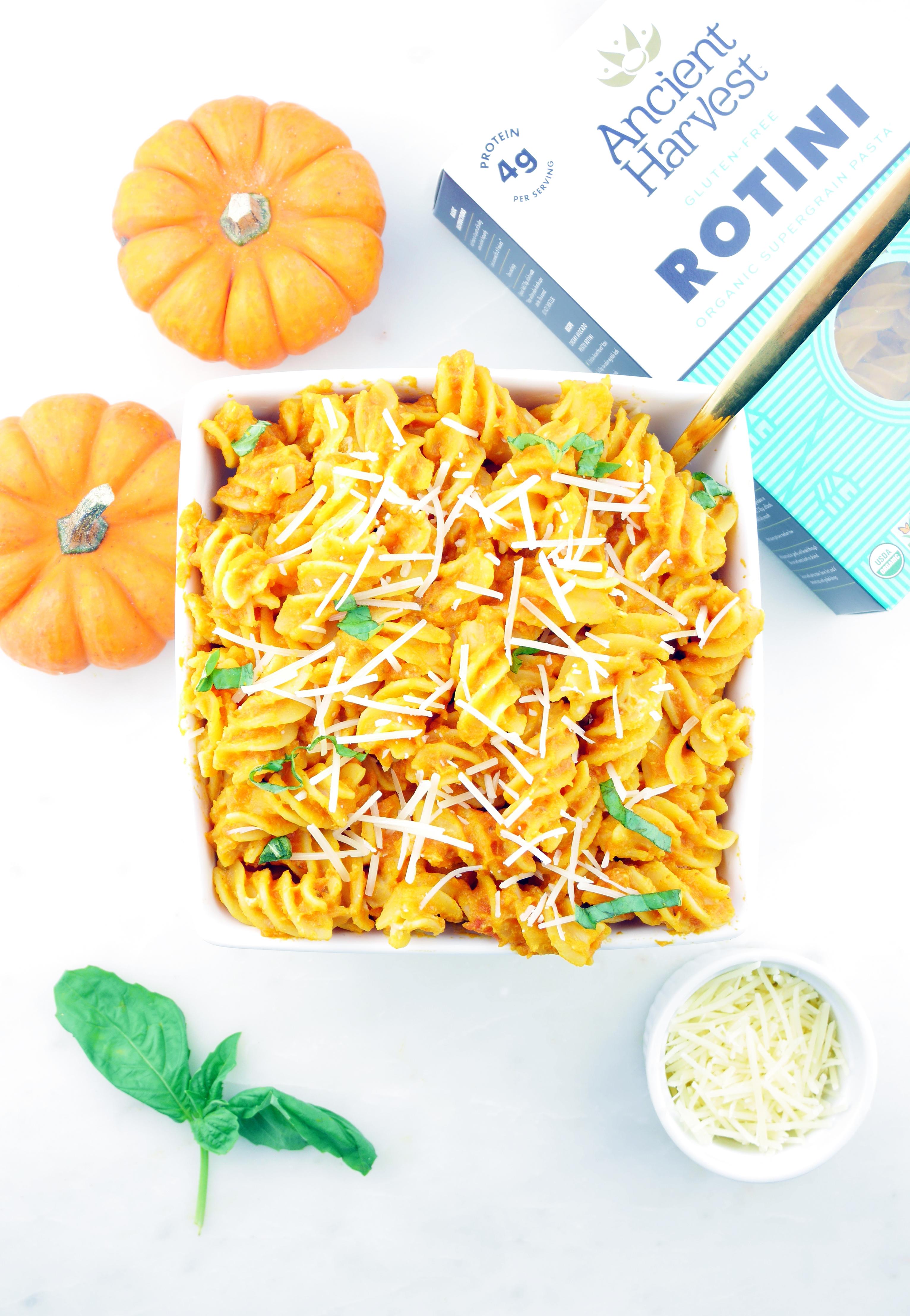 Ancient Harvest Organic Gluten Free Supergrain Pasta