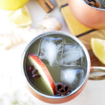 Apple Cider Mules
