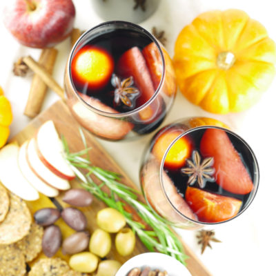 Mystical Mulled Red Wine