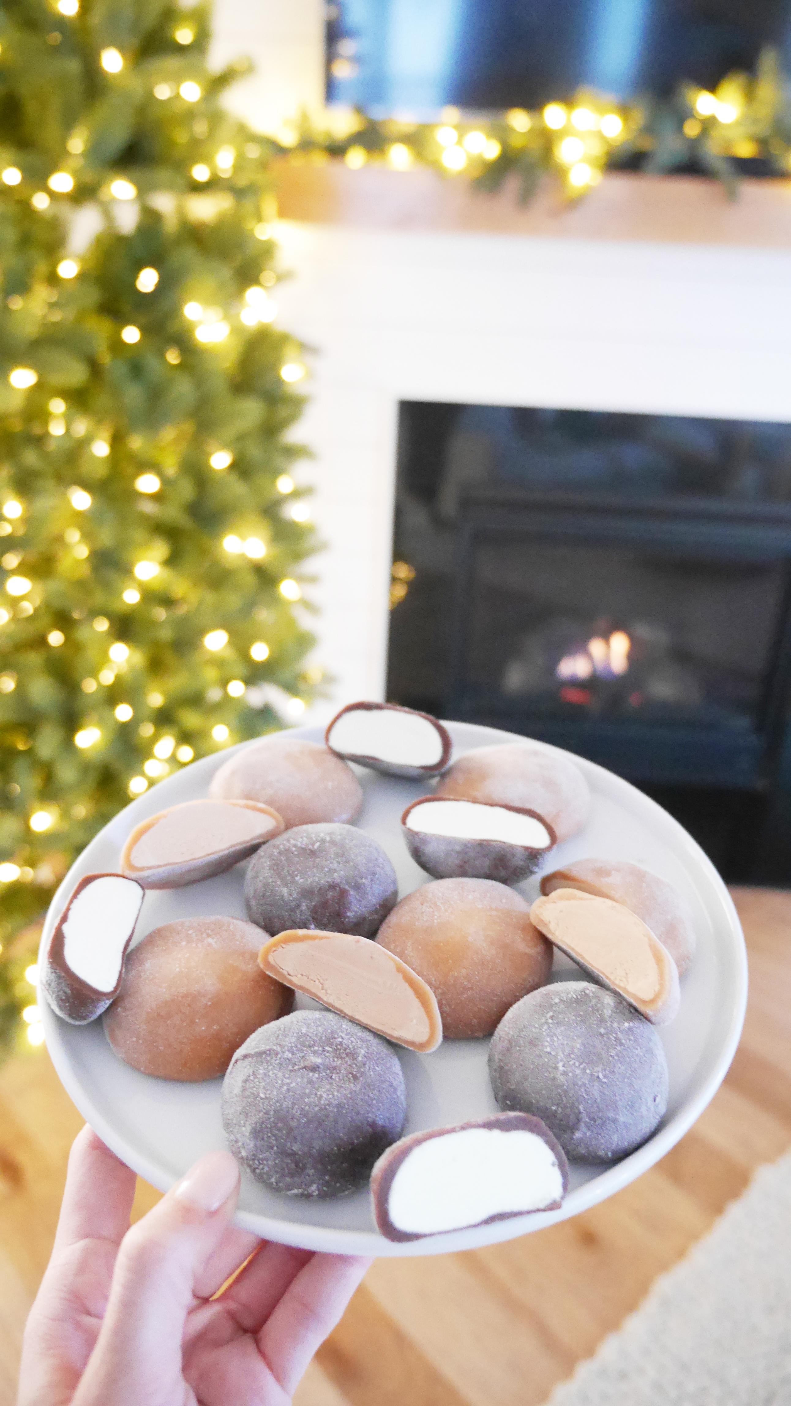Bubbies Seasonal Holiday Mochi Ice Cream