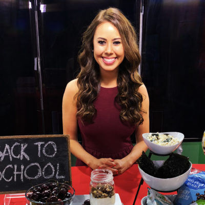 CBS WTOC, Mid-Morning Live: Healthy Back To School Snacks