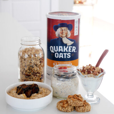 6 Pantry Staple Oat Breakfasts
