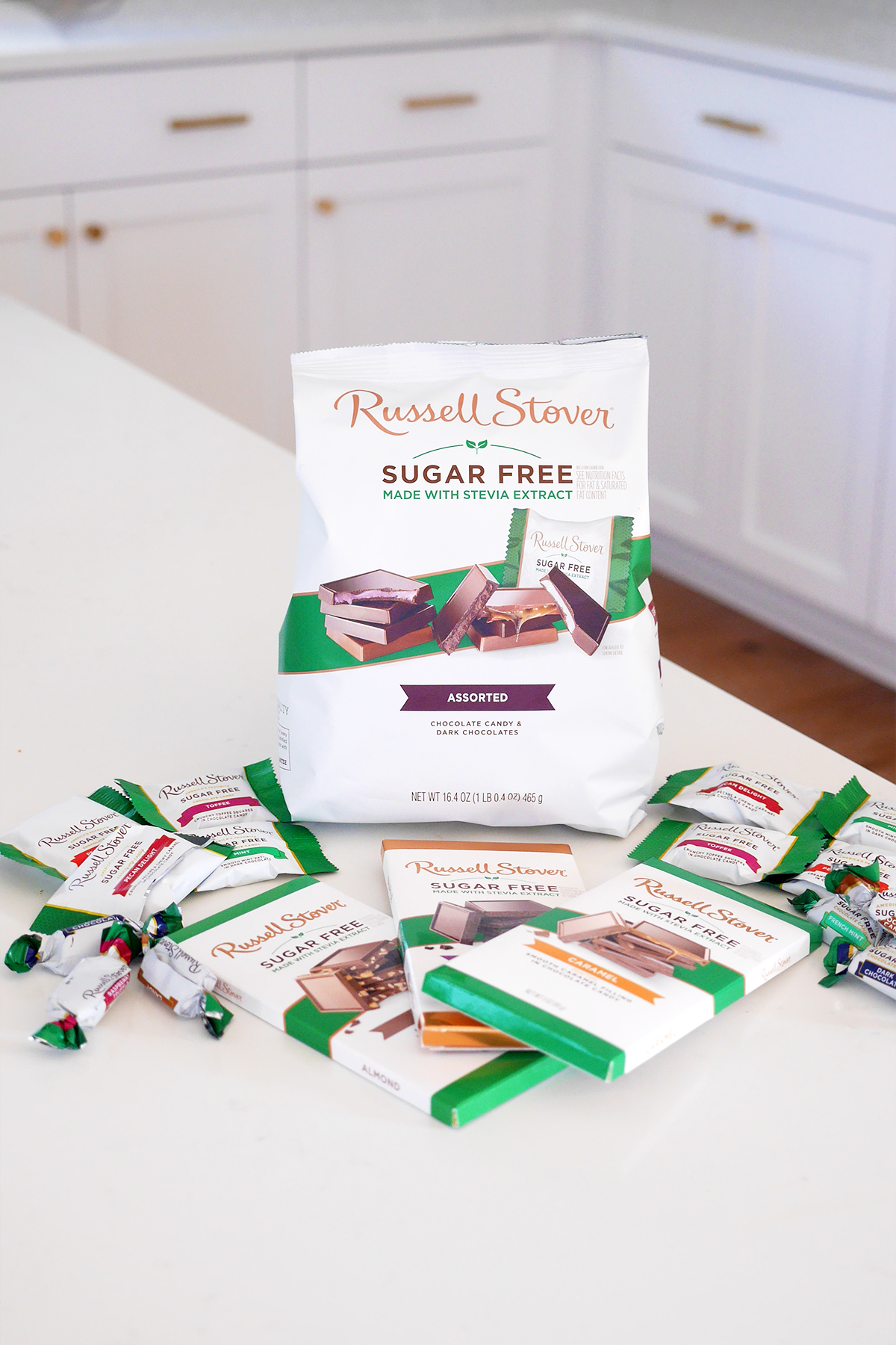 Russell Stover Sugar Free Chocolate