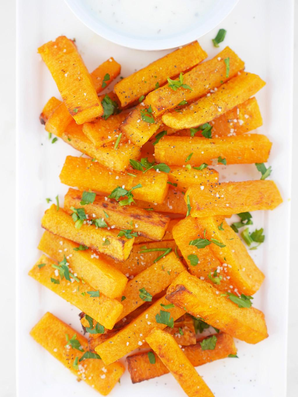 Brummel and Brown Organic Butternut Squash Fries