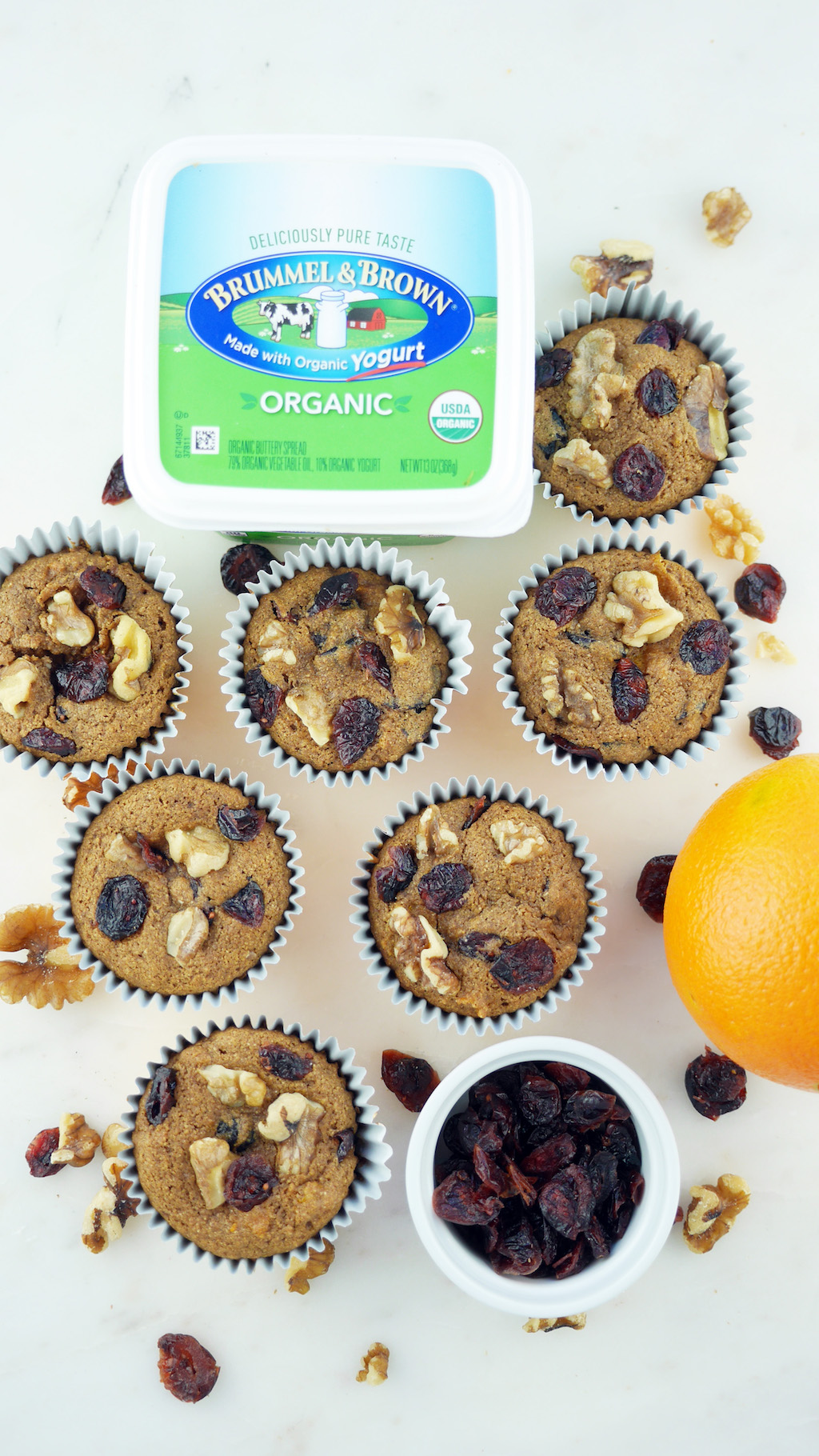 Brummel and Brown Organic Muffins