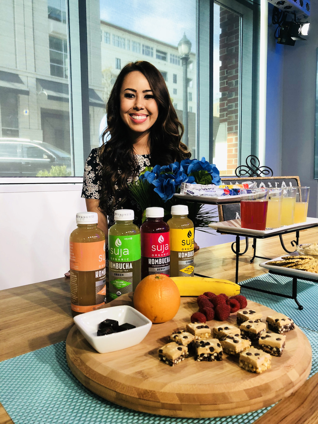 CBS TV Nutritionist Dietitian National Snack Month