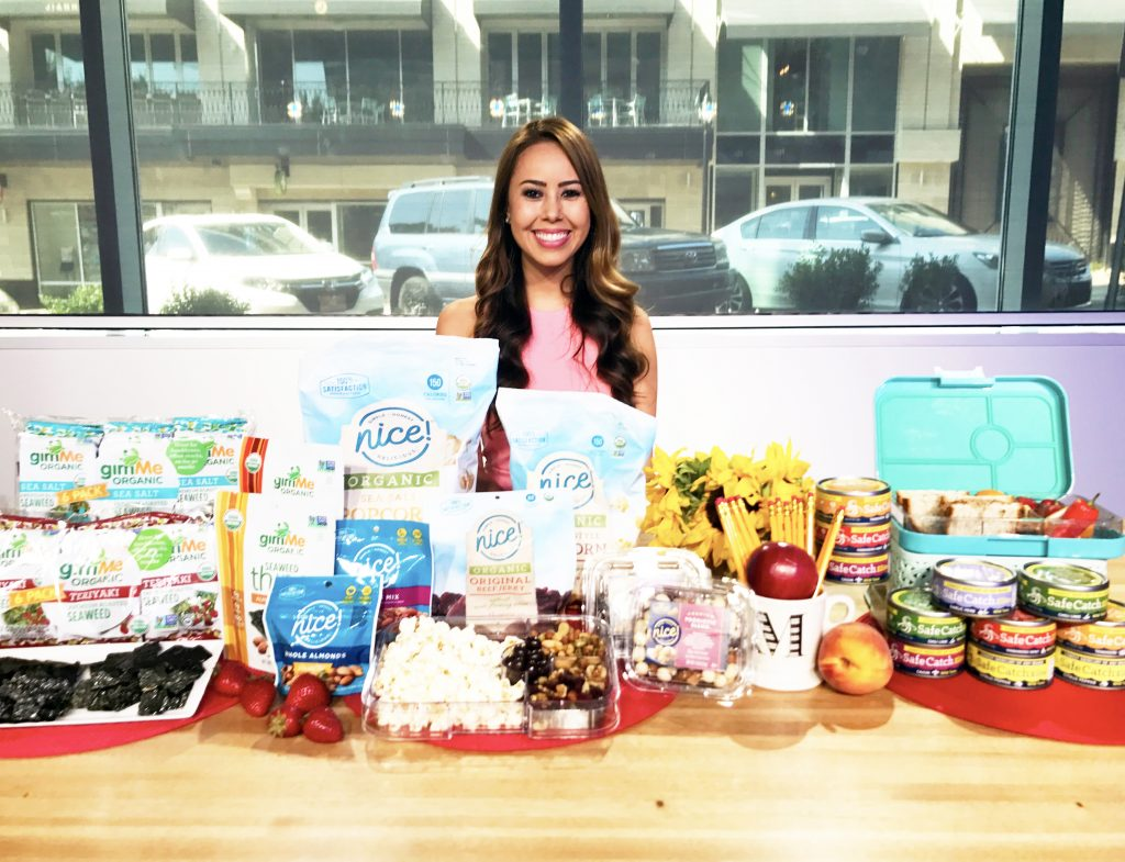 Registered Dietitian Nutritionist TV Nutrition Expert Mia Syn
