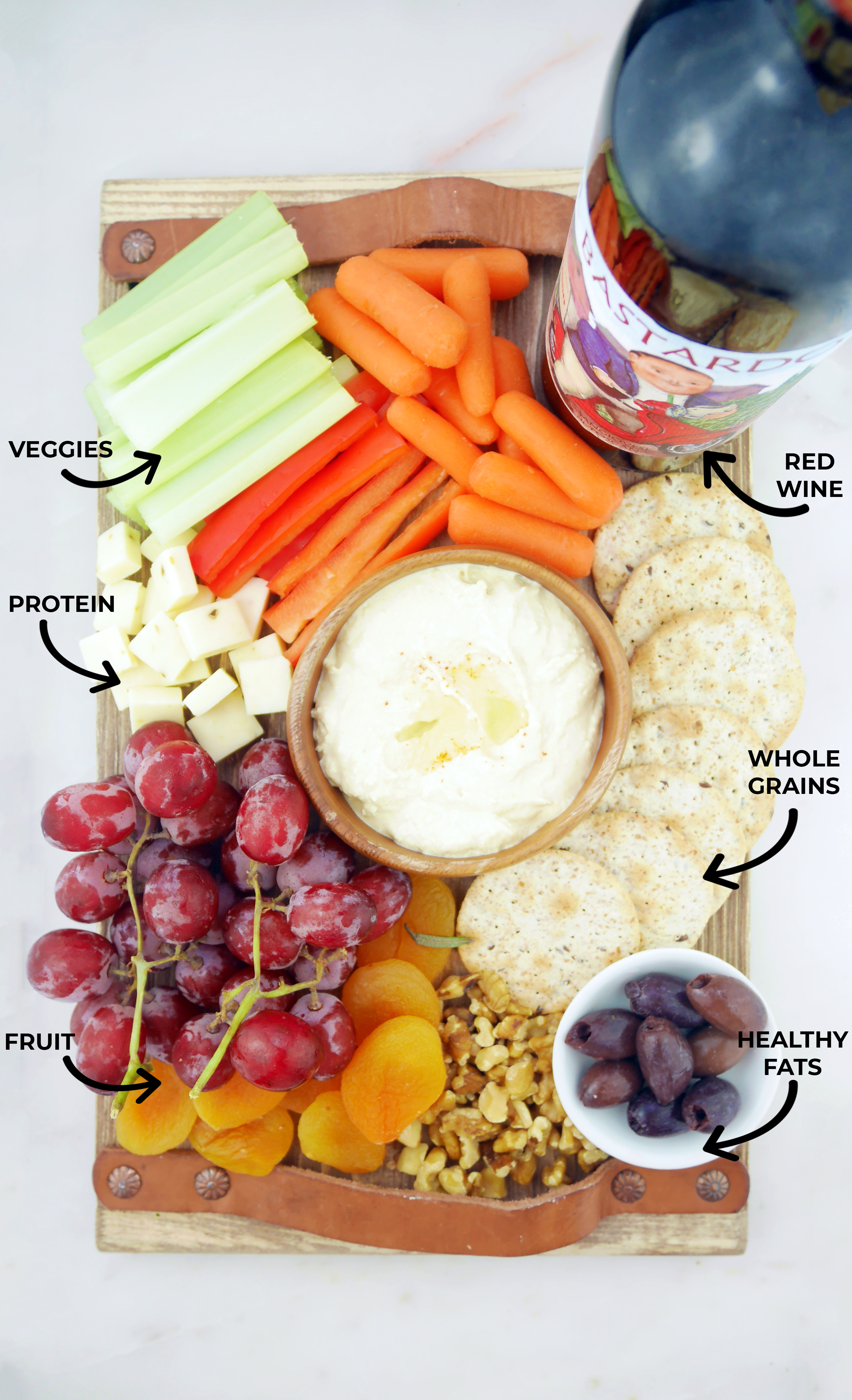 Build A Healthy Party Platter