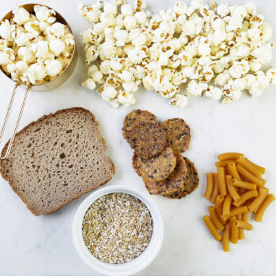 Portion Size Series: Grains