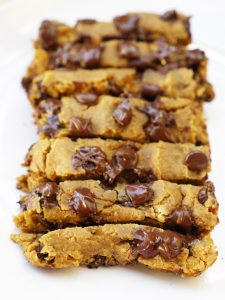 Chocolate Chip Chickpea Bread