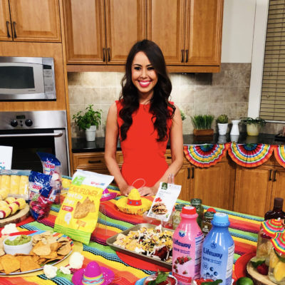 CBS: Washington DC: Host a Healthy Cinco de Mayo