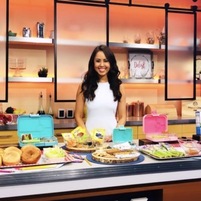 FOX Charlotte: Healthy Lunchbox Makeover
