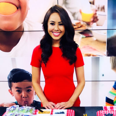 FOX Denver: Healthy Back to School Lunches and Snacks