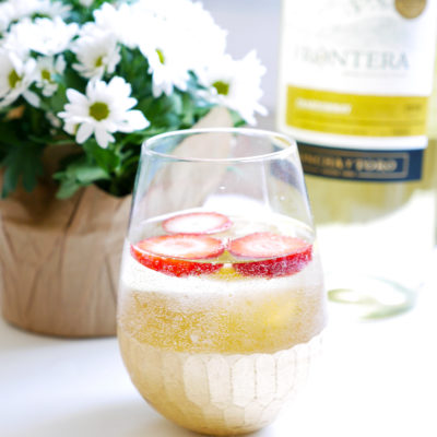 Spring Sangria (That Gives Back)