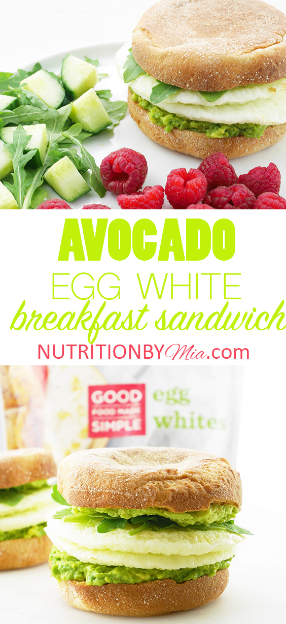 GOOD FOOD MADE SIMPLE EGG WHITES