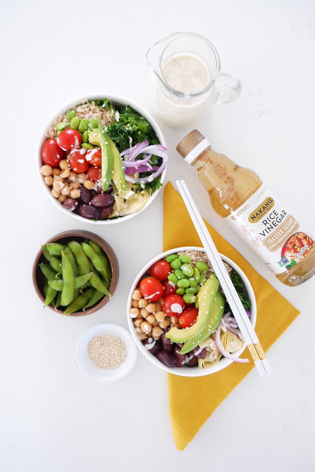 NAKANO Toasted Sesame Rice Vinegar