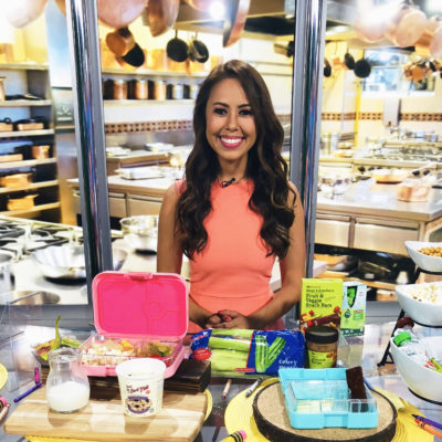 FOX Chicago: Healthy Lunchbox Makeover
