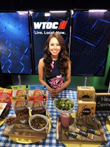 CBS, Mid-Morning Live: Summer Meals and Snacks