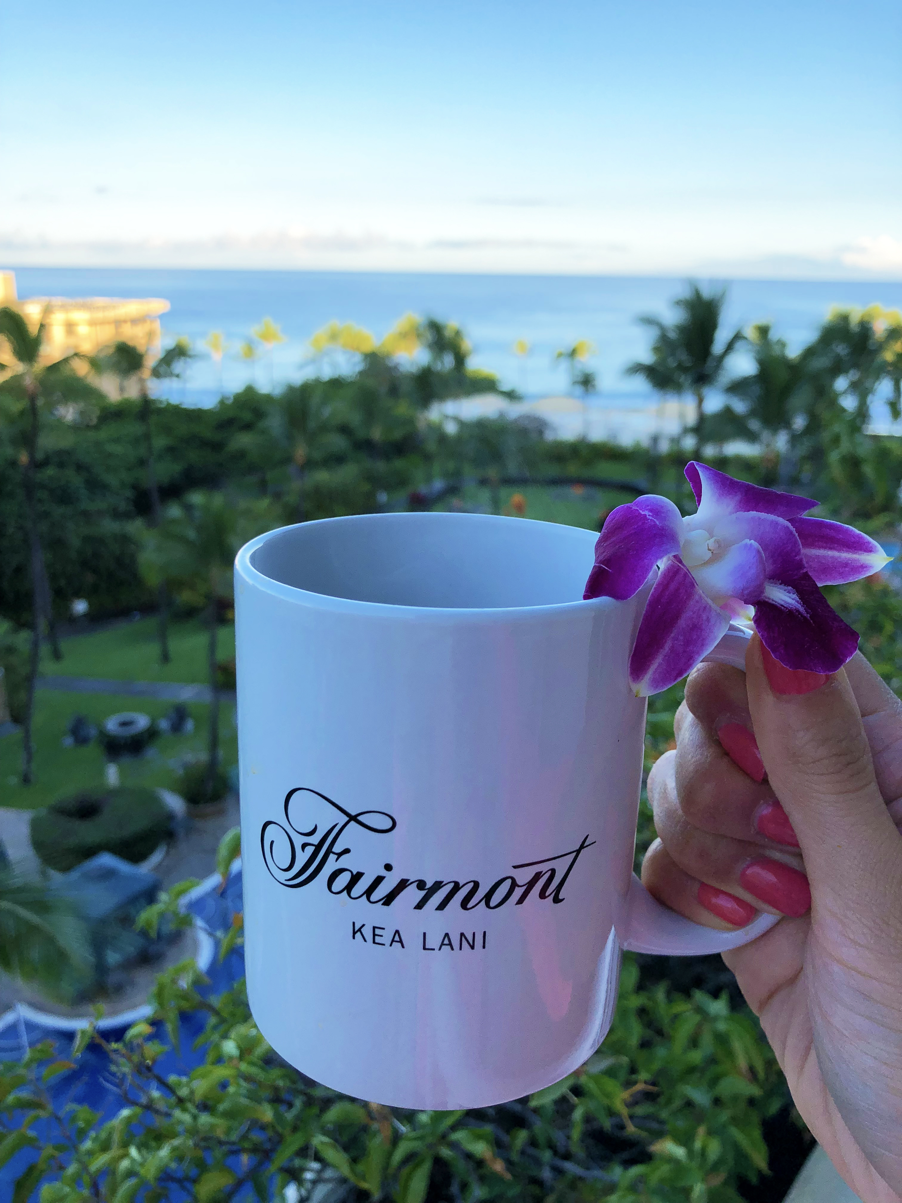 Fairmont Kea Lani KO Nicks Fishmarket Maui Hawaii
