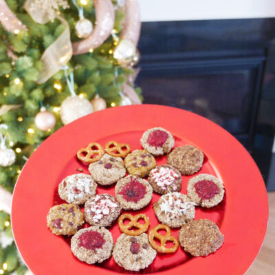 Holiday Oat Cookies 6 Ways