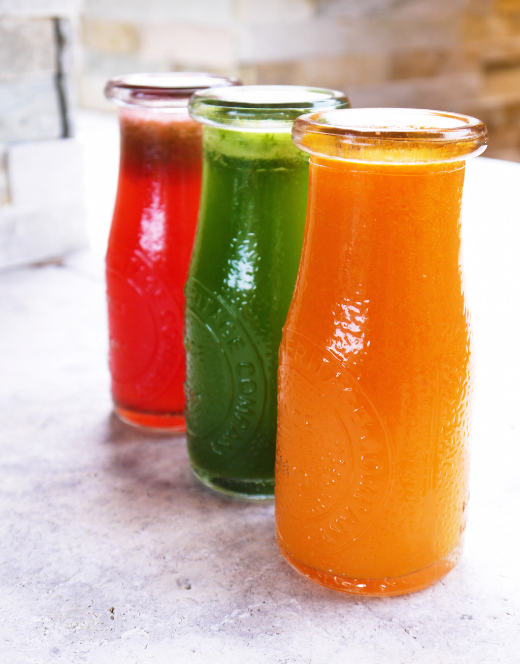 Summer Brunch: Build Your Own Juice Bar