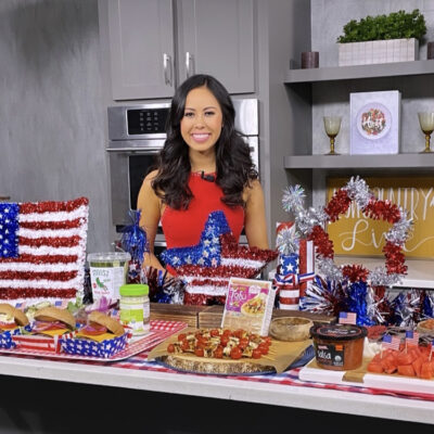 ABC News 4: Fourth of July Menu Makeover