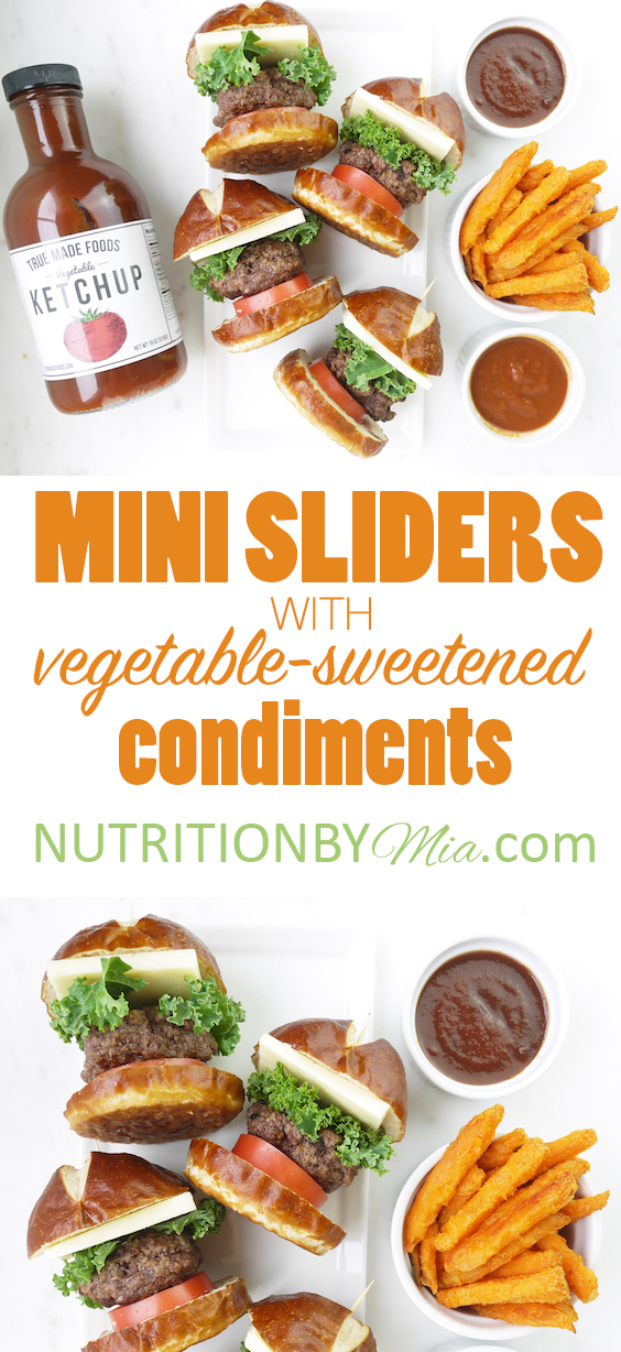 Mini Sliders True Made Foods
