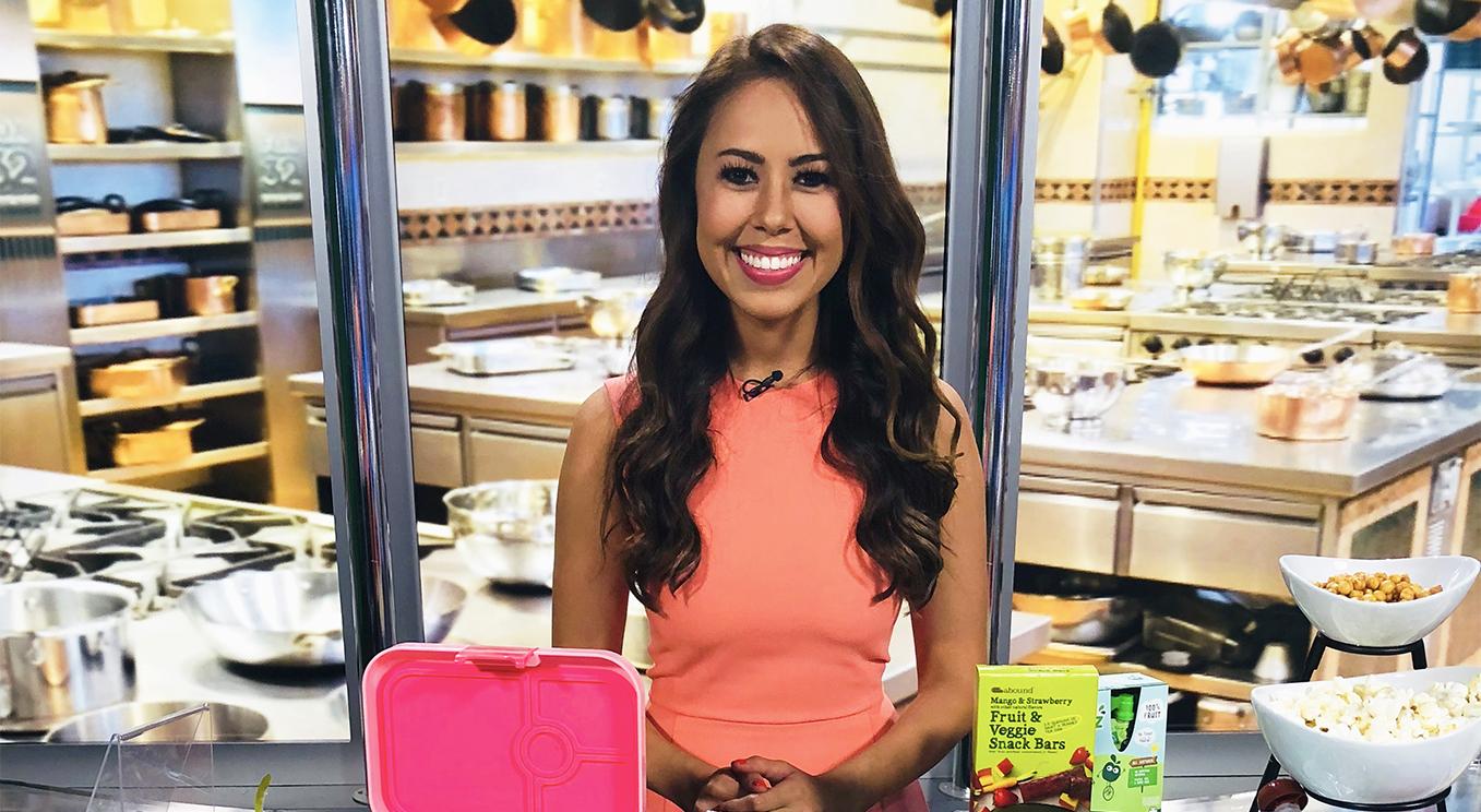 Mia Syn TV Media Registered Dietitian Nutritionist