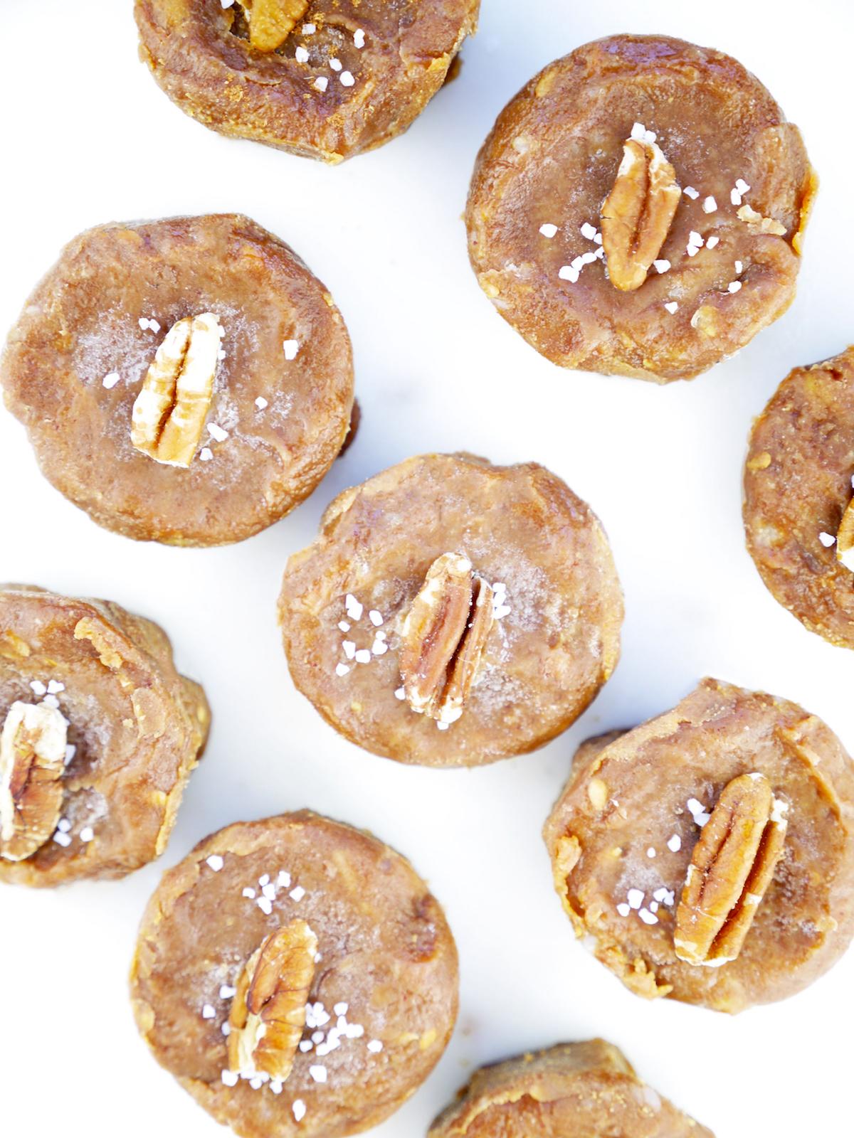 Natural Delights Medjool Dates Pumpkin Fudge