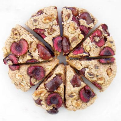 6-Ingredient Cherry Scones