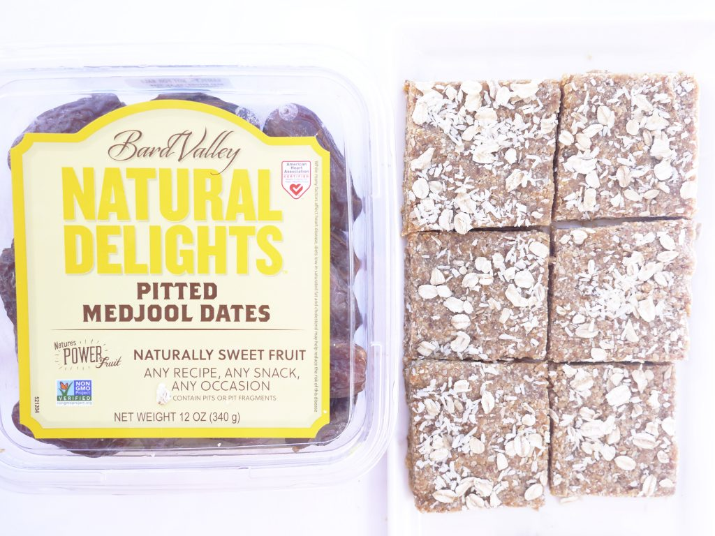 Natural Delights Medjool Date Bars