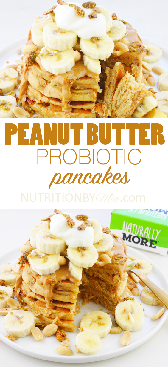 Naturally More Probiotic Peanut Butter