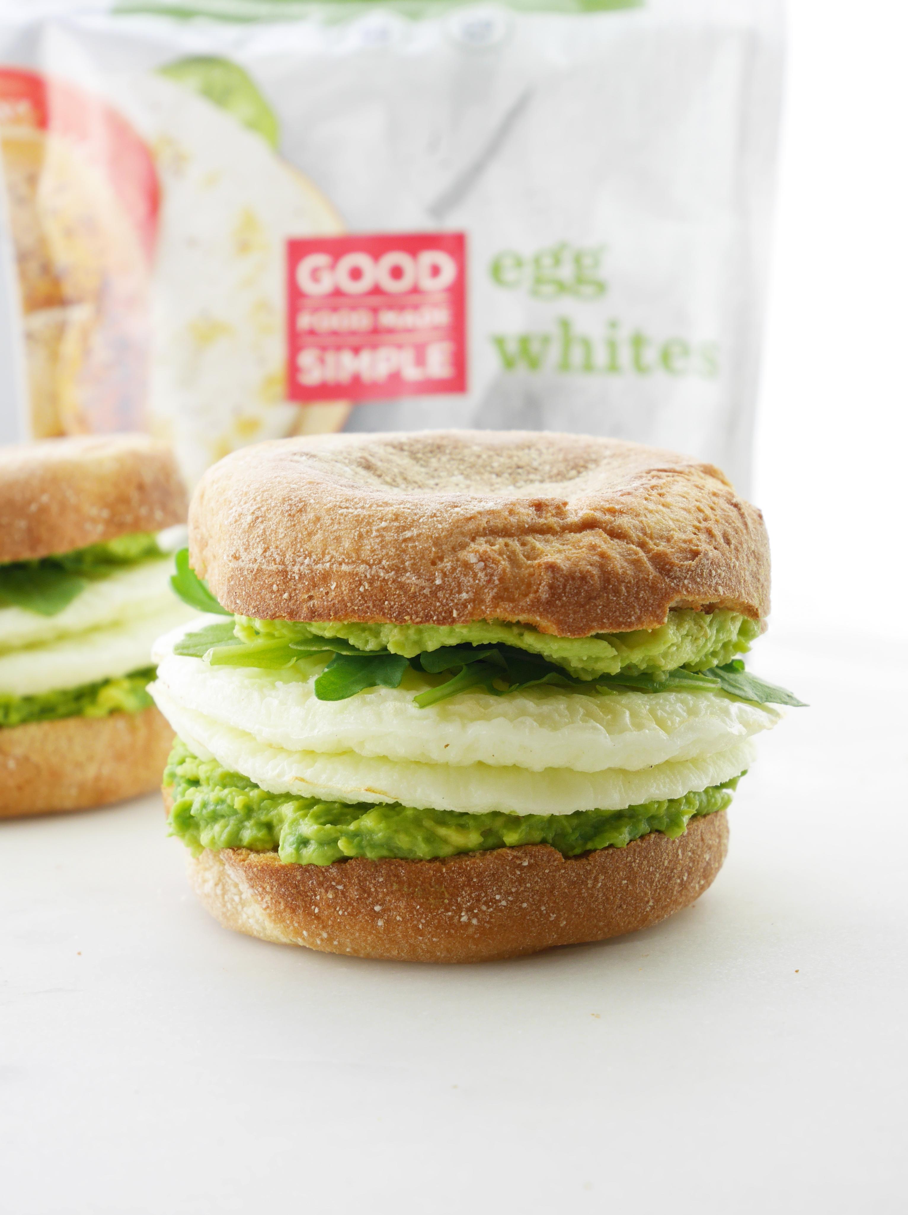 GOOD FOOD MADE SIMPLE EGG WHITES