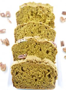 Butternut Squash Pecan Loaf